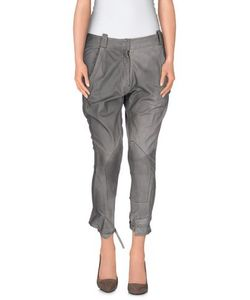 Le Cuir Perdu | Trousers 3/4-Length Trousers Women On