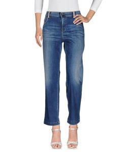 Emporio Armani | Denim Denim Trousers Women On