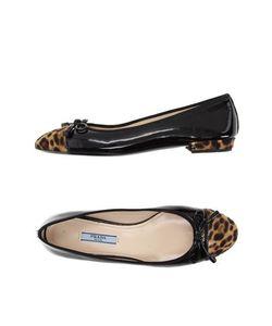 Prada   Footwear Ballet Flats Women On