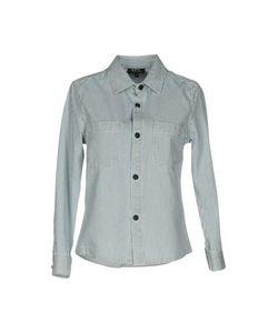 A.P.C. | A.P.C. Denim Denim Shirts On