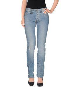 Kris Van Assche | Denim Denim Trousers Women On