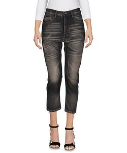 Rick Owens DRKSHDW | Denim Denim Capris Women On