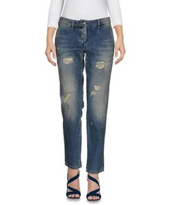 Hydrogen | Denim Denim Trousers Women On