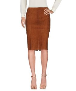 Stouls   Skirts Knee Length Skirts Women On