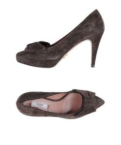 Prada   Footwear Courts On