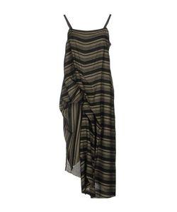 Isabel Benenato   Dresses 3/4 Length Dresses Women On