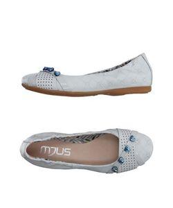 MJUS   Footwear Ballet Flats On
