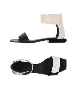 Calvin Klein Collection   Footwear Sandals On