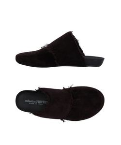 COLLECTION PRIVĒE?   Collection Privēe Footwear Slippers On