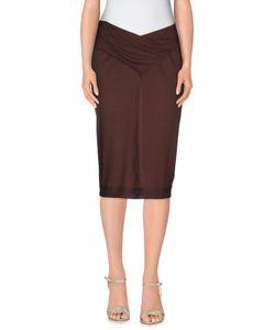 Lamberto Losani   Skirts 3/4 Length Skirts Women On