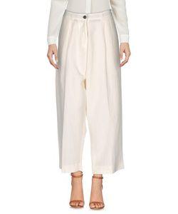 Isabel Benenato | Trousers 3/4-Length Trousers Women On
