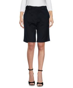 Victoria Beckham | Denim Trousers Bermuda Shorts On
