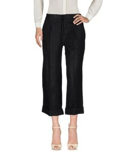 Eggs   Trousers 3/4-Length Trousers On
