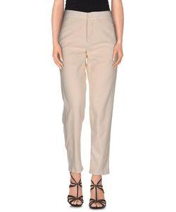 High | Denim Denim Trousers Women On