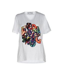 Salvatore Ferragamo   Topwear T-Shirts On