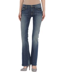 7 For All Mankind | Denim Denim Trousers Women On
