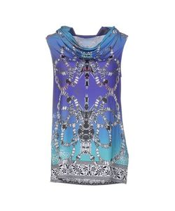 Blue les copains   Topwear Tops On