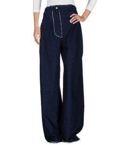 Natasha Zinko | Denim Denim Trousers Women On