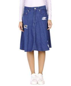 Won Hundred | Denim Denim Skirts On