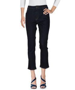 Prada   Denim Denim Trousers Women On