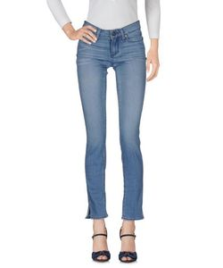 Paige   Denim Denim Trousers Women On