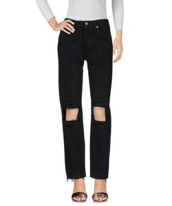 Forte Couture   Denim Denim Trousers On