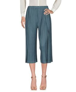 Pleats Please By Issey Miyake | Pleats Please Issey Miyake Trousers 3/4-Length Trousers On