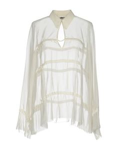 Mm6 Maison Margiela   Shirts Blouses Women On
