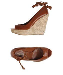 Sergio Rossi | Footwear Espadrilles On