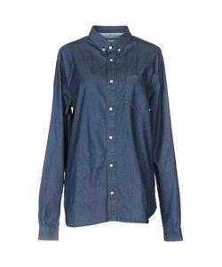 Won Hundred | Denim Denim Shirts On