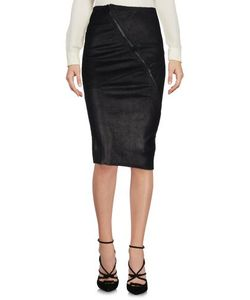 Isabel Benenato   Skirts Knee Length Skirts Women On
