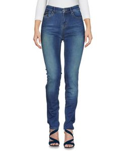 Barbour | Denim Denim Trousers Women On
