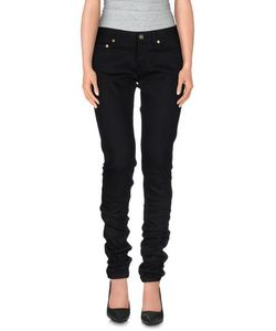 Saint Laurent | Denim Denim Trousers Women On