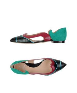 Paula Cademartori | Footwear Ballet Flats On