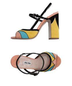 Miu Miu | Footwear Sandals On