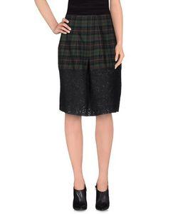 Hache   Skirts Knee Length Skirts On