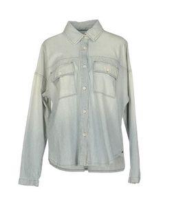 Koral   Denim Denim Shirts On