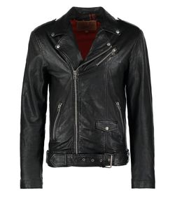 Goosecraft | Perfecto Leather Jacket