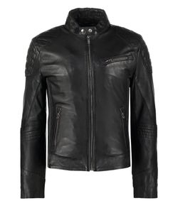 Goosecraft | Biker Leather Jacket