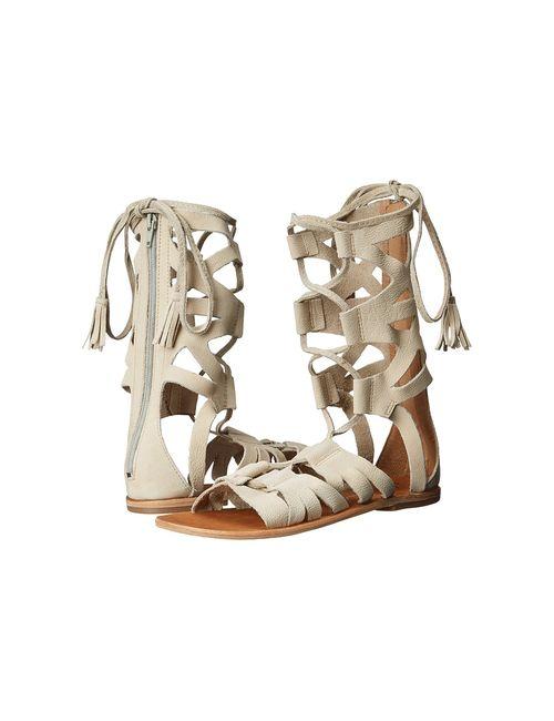 Free People | Women's Bone Mesa Verde Gladiator Sandal Womens Sandals