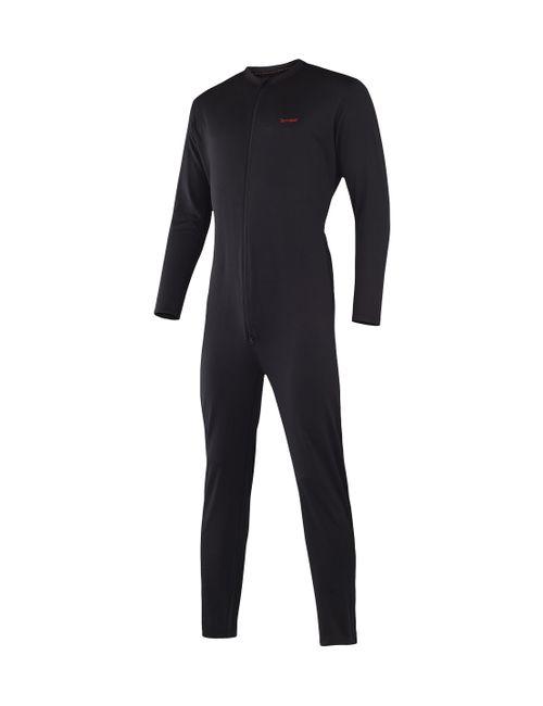 Terramar | Men's Military Fleece Union Suit
