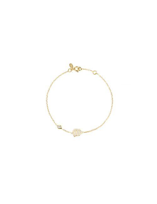 Latelita London | Women's Allah Bracelet Gold