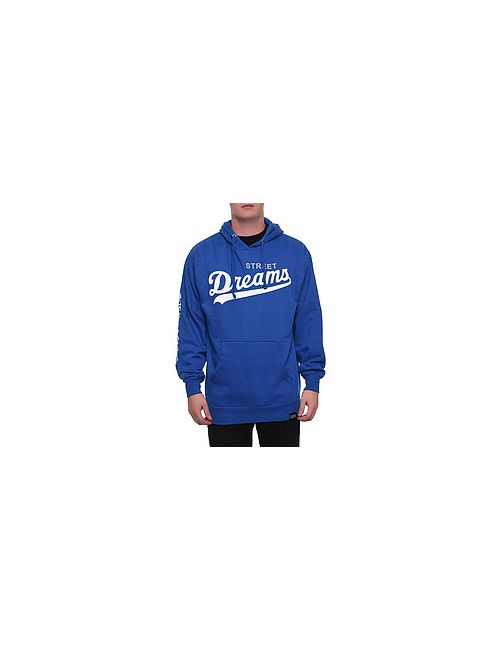 Street Dreams | Men's Major League Hoodie In Royal Blue Sweatshirts