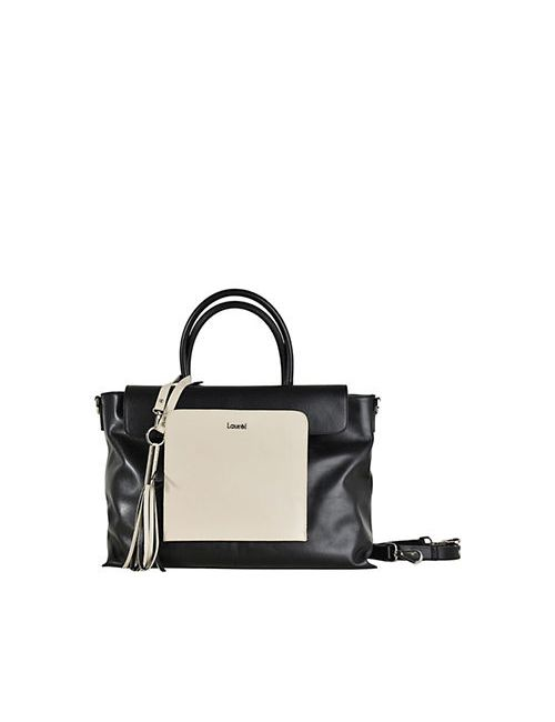 Laurel | Black Pantelleria Shopper