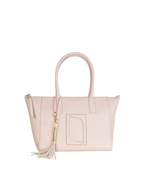 Laurel | Women's Pink Ibiza Tote
