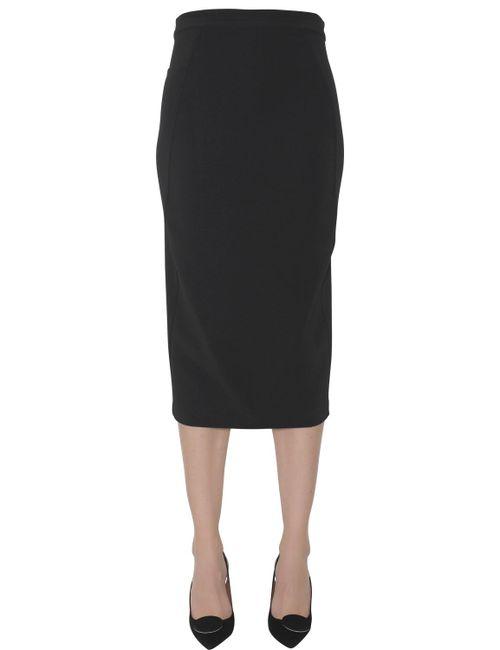Sportmax | Women's Black Cady Pencil Skirt