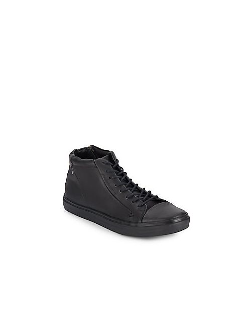 GOLD & GRAVY | Men's Black Hi Ct Sneaker