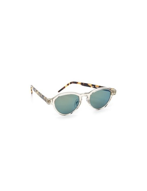 Super Sunglasses | Green Versillia Sportivo Sunglasses