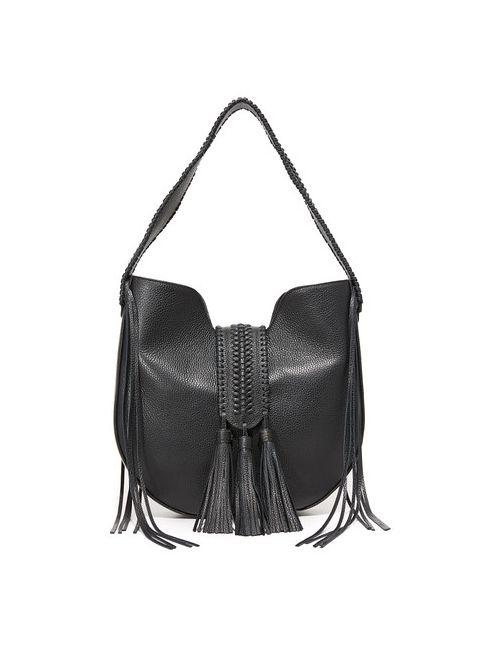 Grace Atelier De Luxe   Blue Bohbo Hobo Bag