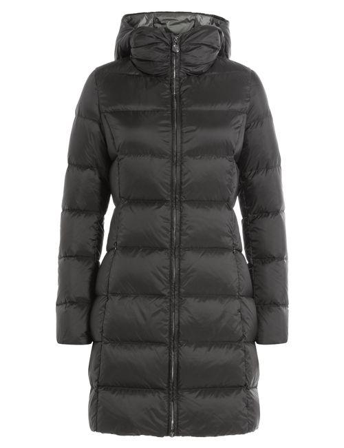 Colmar | Black Down Jacket With Hood Gr. It 48